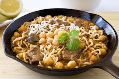 recette de cuisine orientale