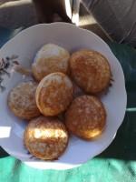 Gateau aux galettes de riz